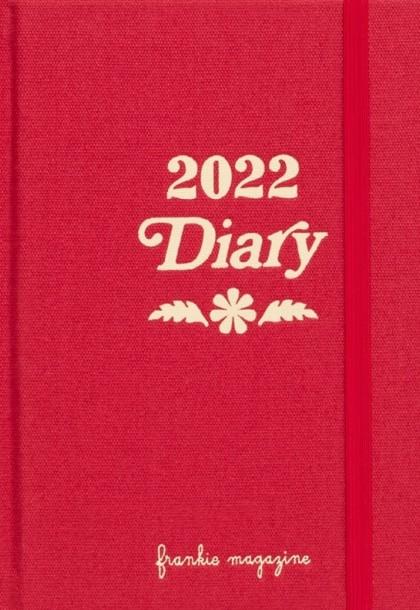 Frankie 2022 Diary